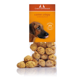Dog Biscuits carrot crisp